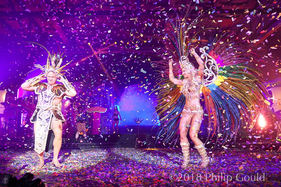 Mardi Gras; Lafayette, LA; Krewe of Rio